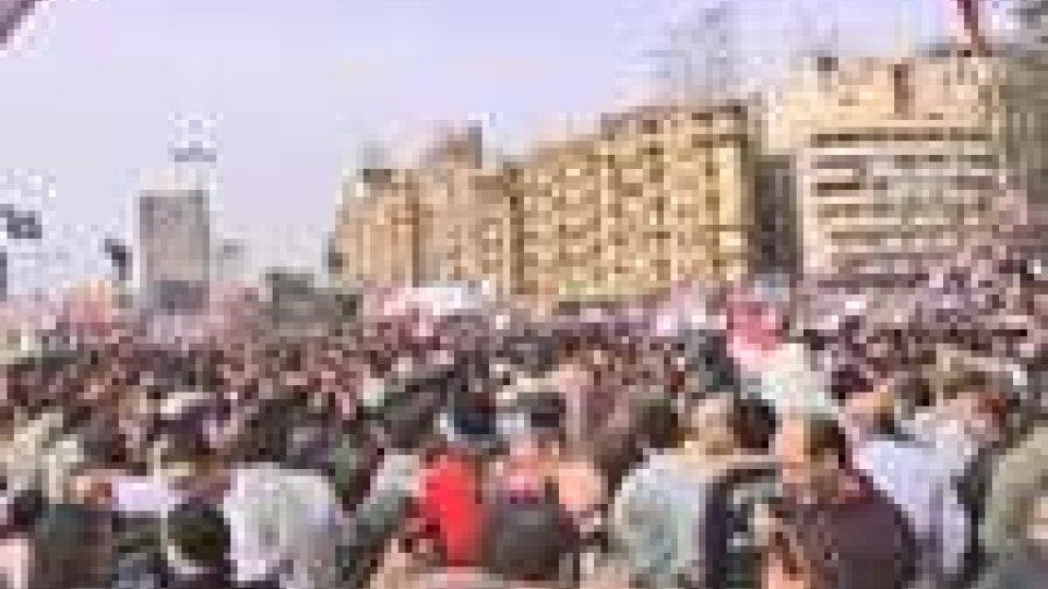 Ripreso processo contro l'ex rais egiziano Hosni Mubarak