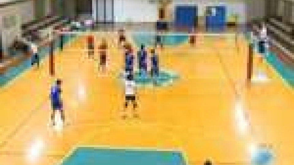 San Marino - Il derby del volleyvolley