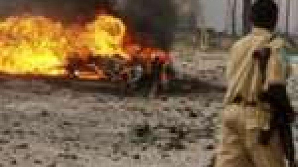 Violenti scontri a Mogadiscio