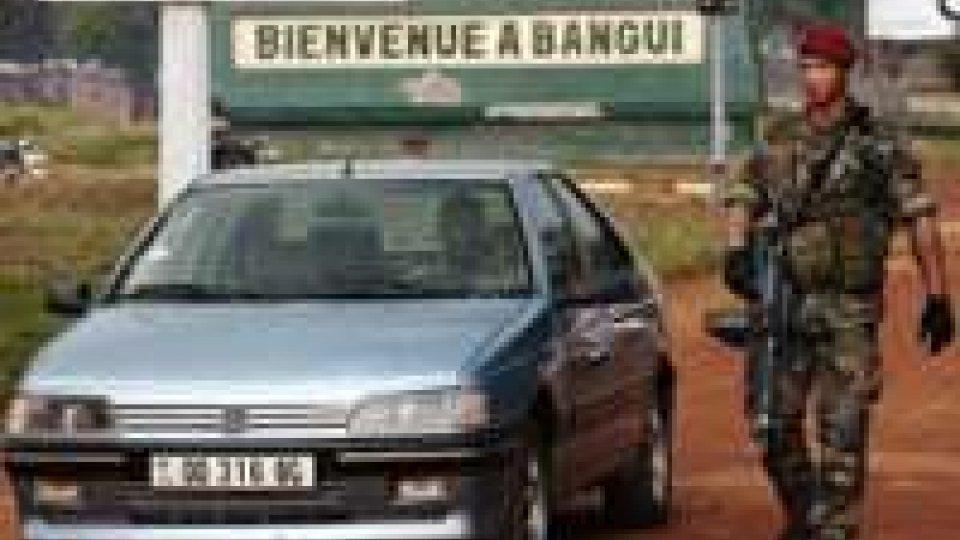 Rep.Centrafricana: truppe francesi arrivate a Bangui