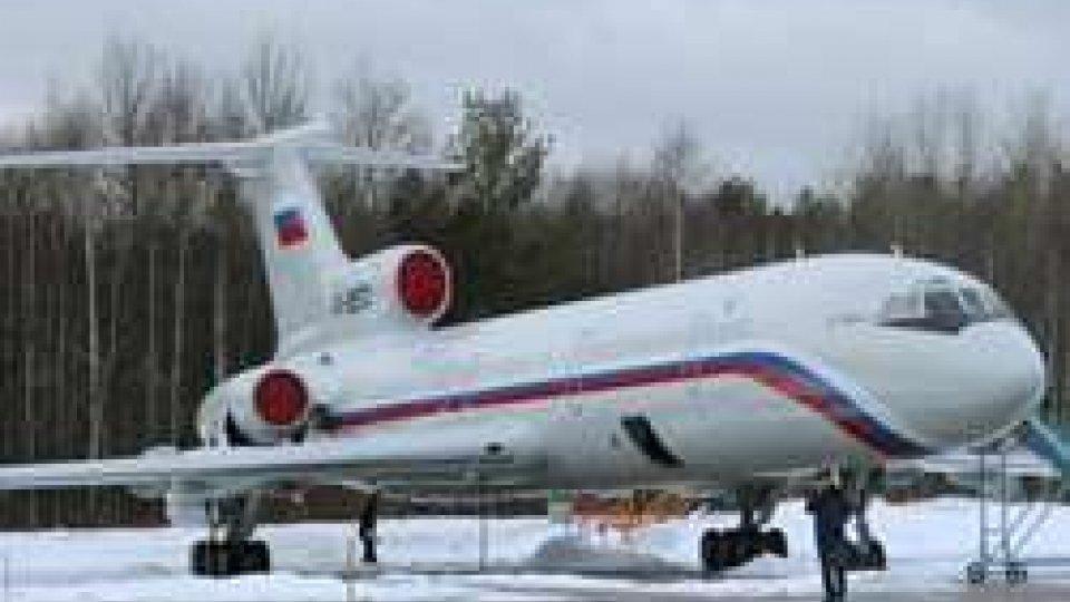 TupolevAereo precipitato nel Mar nero: si fa strada l'ipotesi dell'errore umano