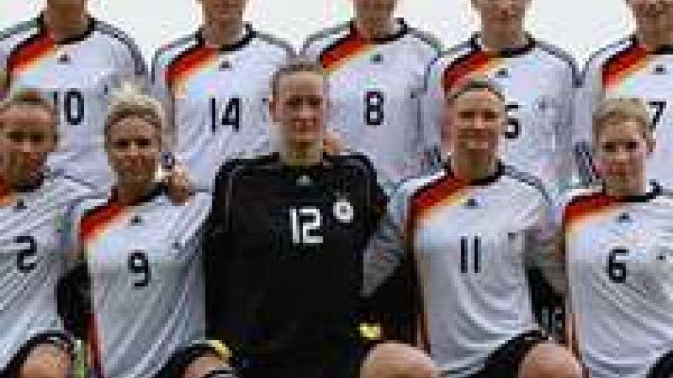 Mondiale Under 20 Femminile: Germania - Nigeria la FinaleMondiale Under 20 Femminile: Germania - Nigeria la Finale
