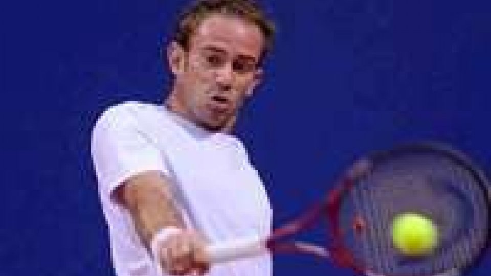 San Marino Open: due italiani in semifinaleSan Marino Open: due italiani in semifinale