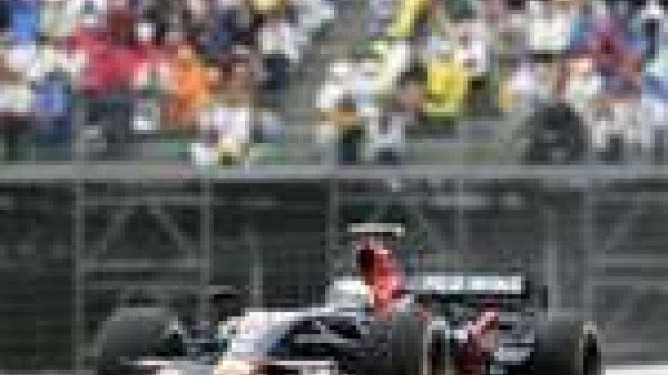 F1: Vettel il più veloce
