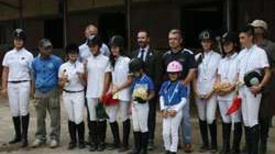 Coppa Titano 2015 ultima tappa: una festa per l'equitazione