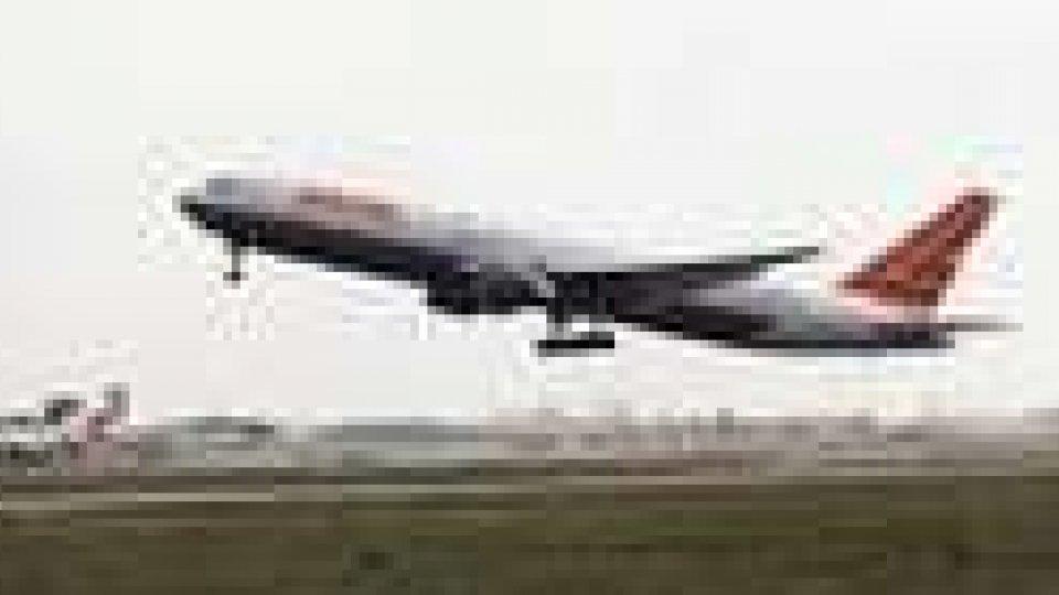 Aeroporto 'Fellini': arriva il primo volo low cost dalla Germania