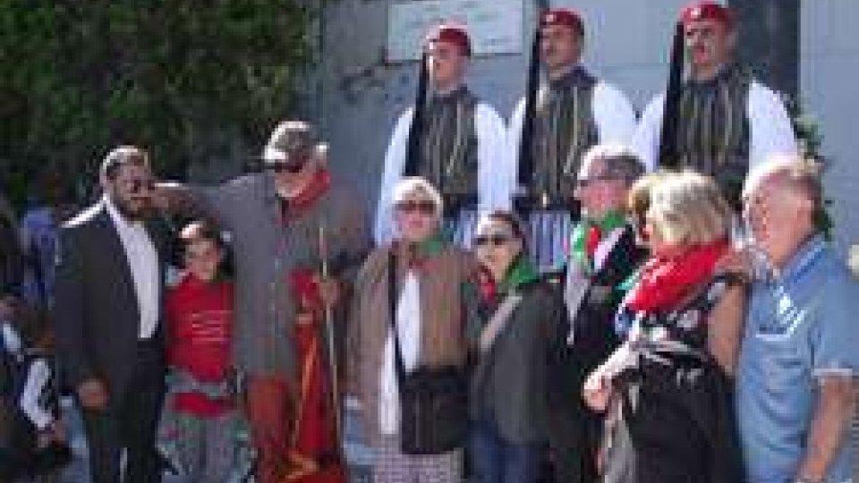 Rimini: Commemorazione dei Militari Ellenici