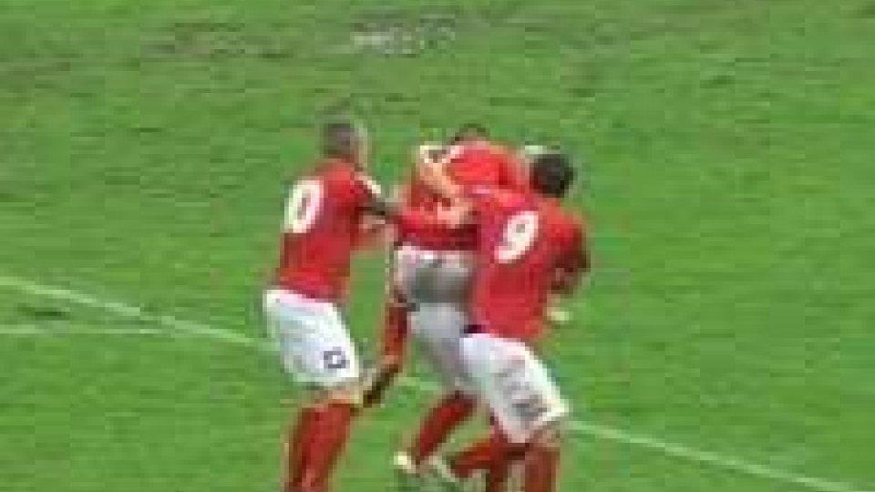 Treviso - San Marino 1-3Treviso - San Marino 1-3