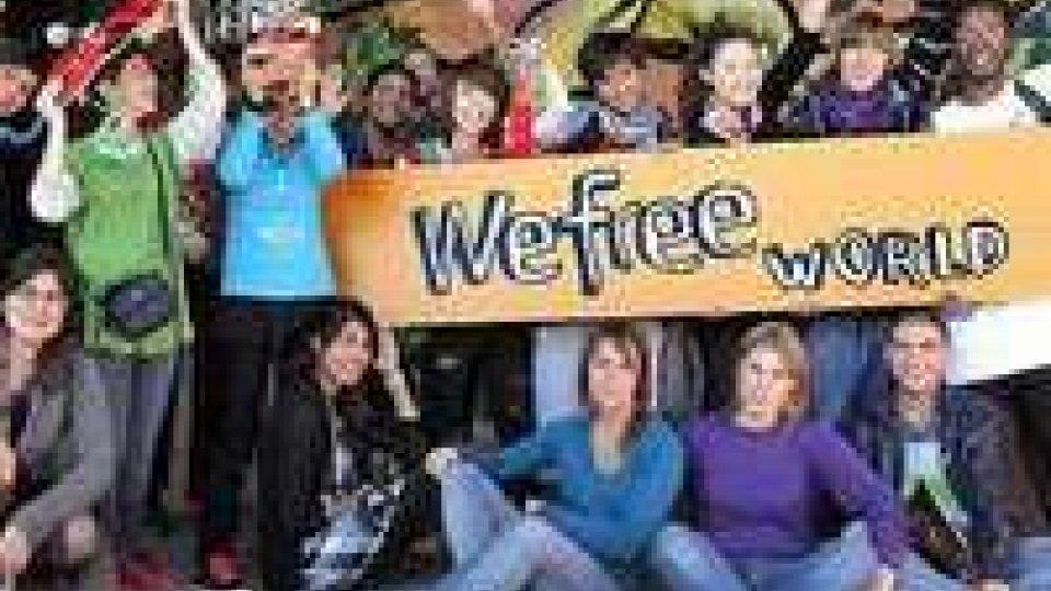 WeFree Days a Sanpa