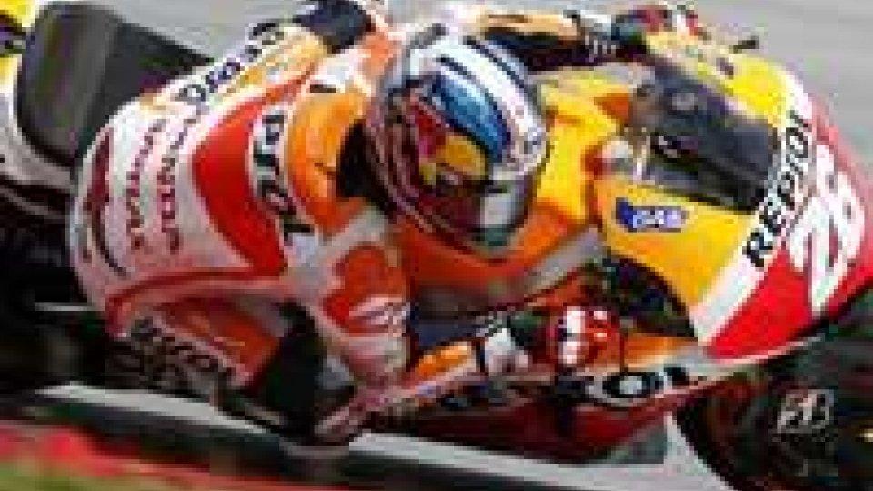 Test MotoGp, Pedrosa fa segnare il miglior tempo
