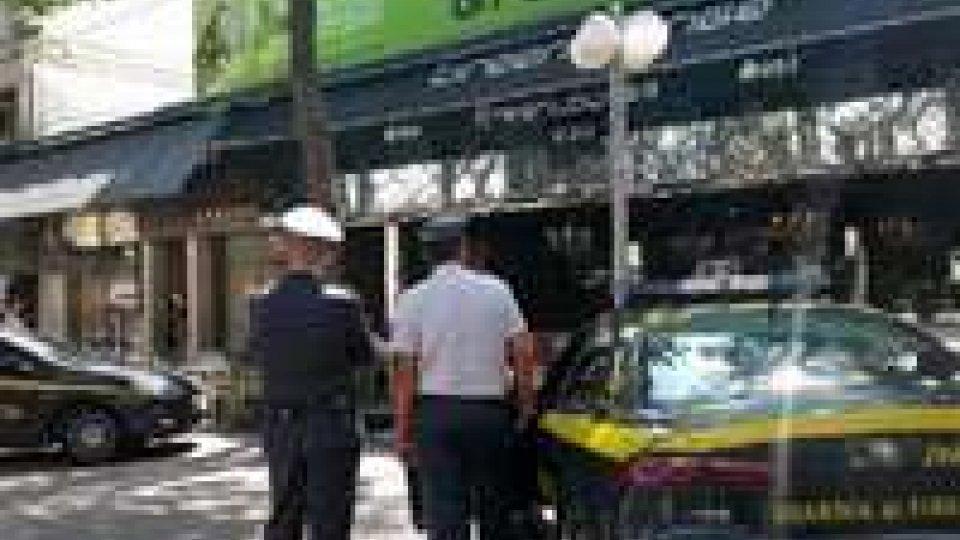 Sequestrato dalla Gdf il Green Bar di RiccioneRimini: Sigilli della Gdf al Green Bar di Riccione