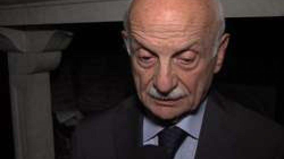 """Mario MoriIl generale Mori a San Marino: """"In Italia nessun rischio attentati di tipo strutturato"""""""