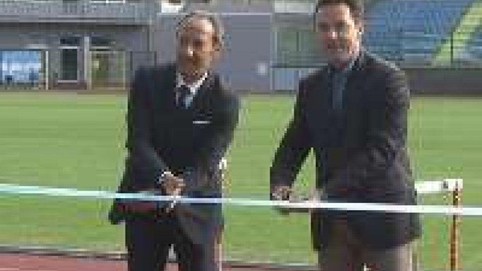 Cerimonia di apertura per SportinfieraCerimonia di apertura per Sportinfiera