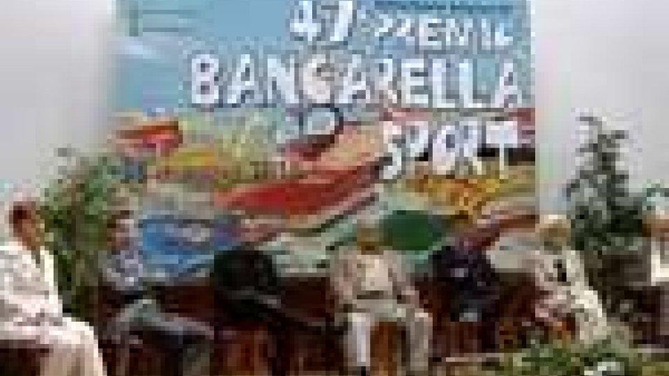 """I finalisti del """"Bancarella Sport"""" a San Marino"""