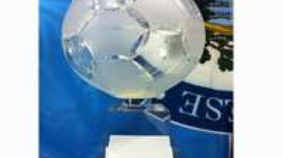 Il Pallone di Cristallo ad Enrico Cibelli