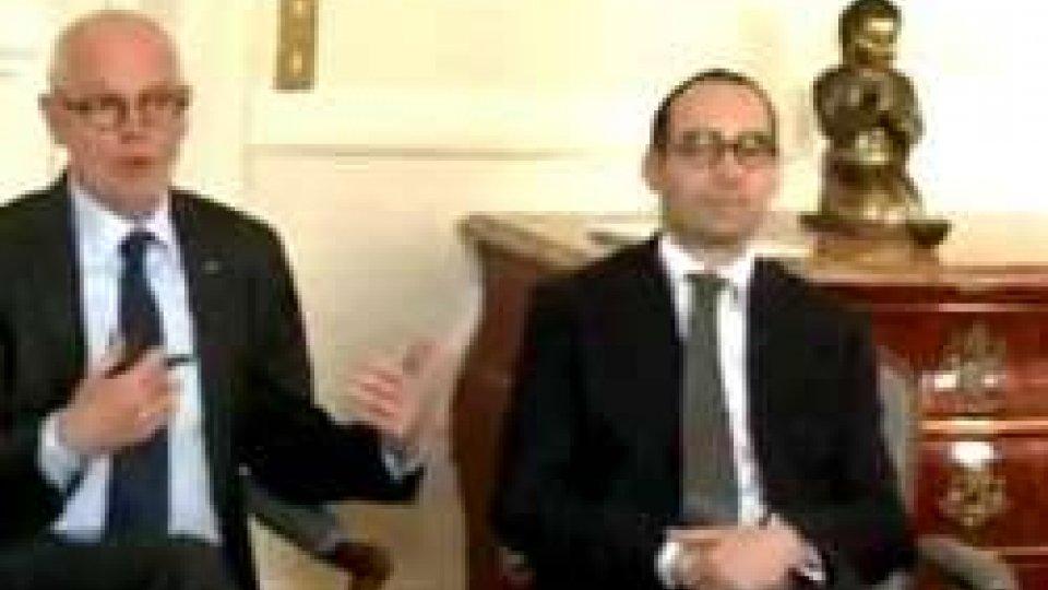 UE: Nicola Renzi ospite della tv andorrana