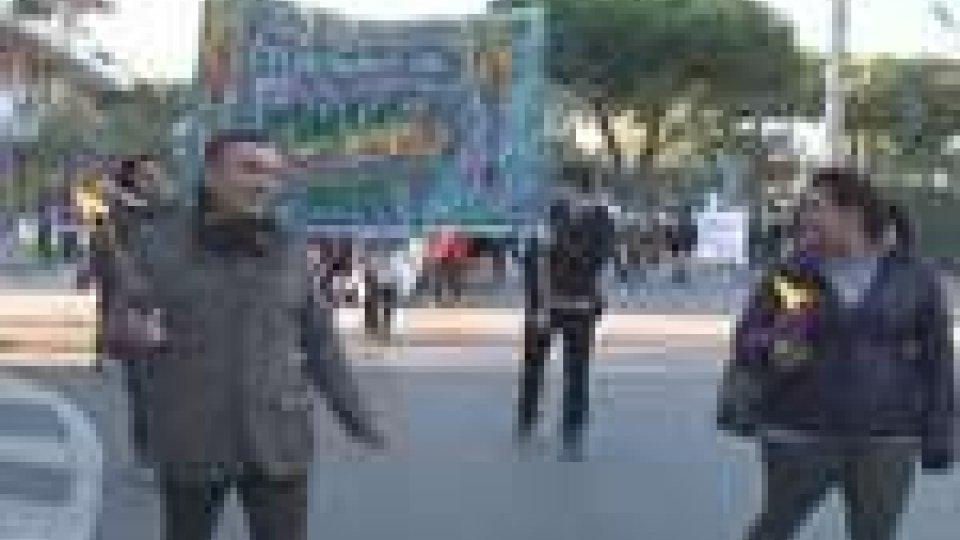 Rimini: marcia della pace