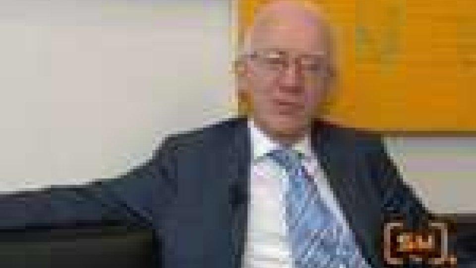 San Marino - Clarizia sulla firma dell'accordo monetario a Bruxelles