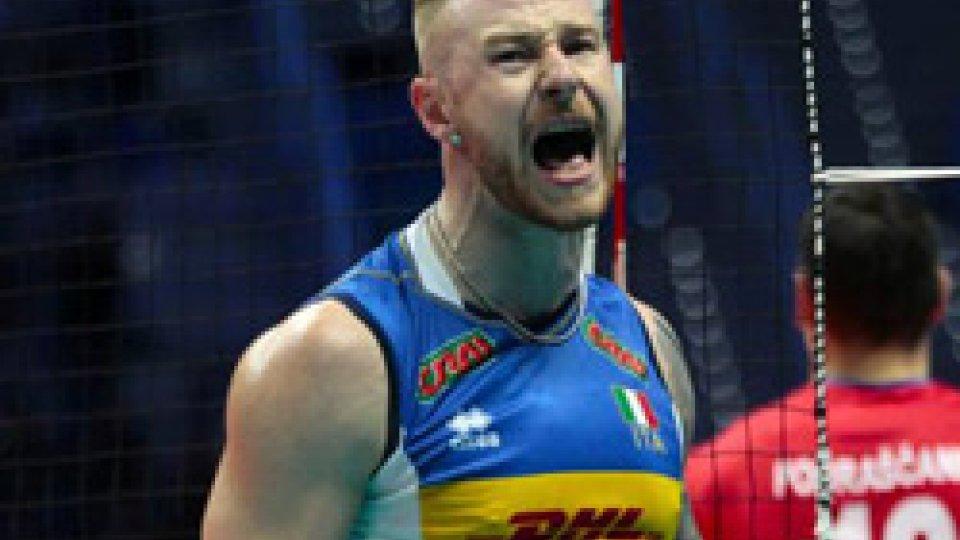 Mondiali volley: Italia fuori dalle semifinali, azzurre ok all'esordio