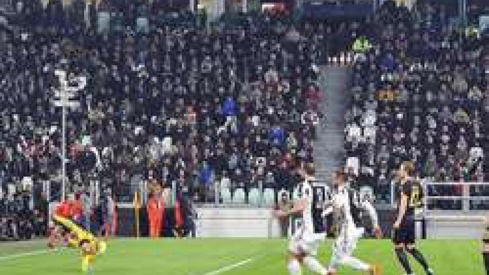 Juventus-Tottenham 2-2Champions, Juventus-Tottenham 2-2: l'intervista a Allegri