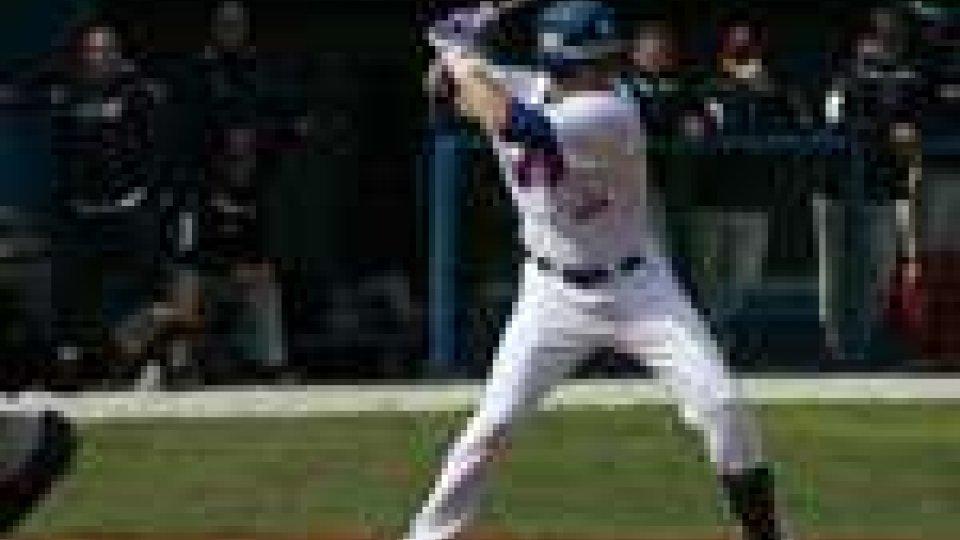 San Marino - Baseball, immediato riscatto della T&A. In gara 2 battuto l'Unipol Bologna per 2 a 1