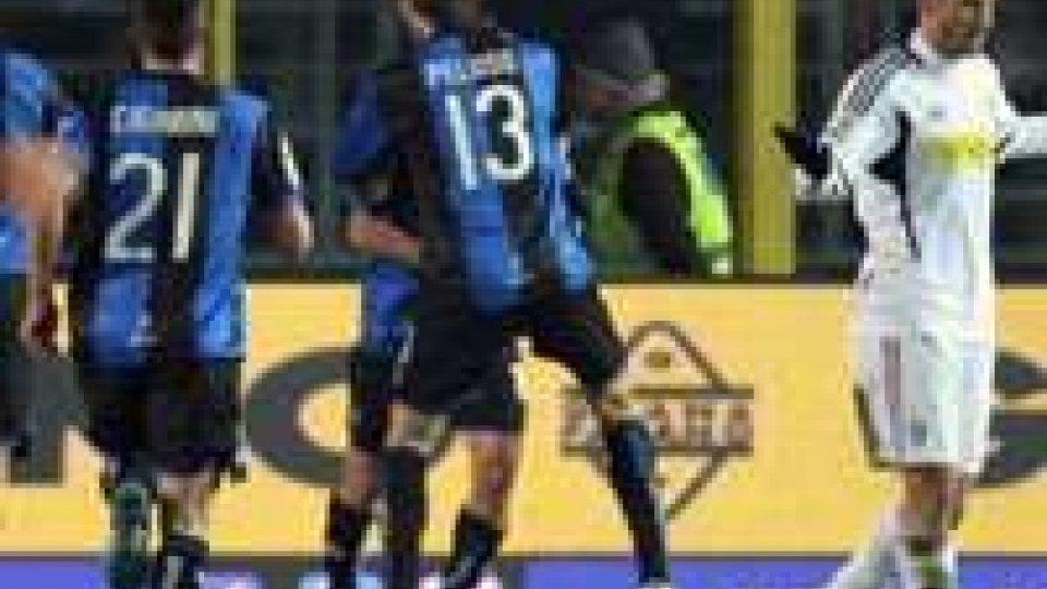 Coppa Italia. Cesena eliminato a Bergamo: l'Atalanta vince 3-1Cesena a fondo in Coppa