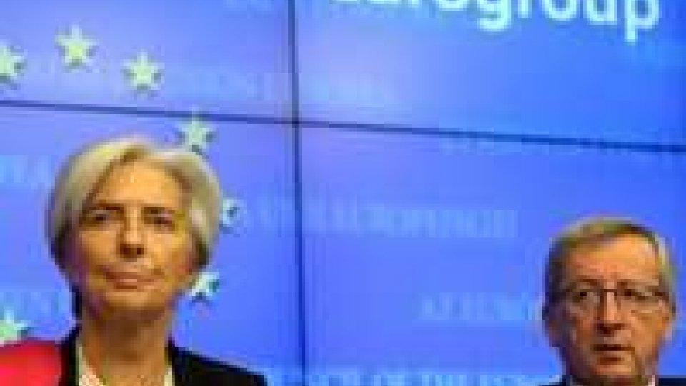 Vertice dell'Eurogruppo in Lussemburgo