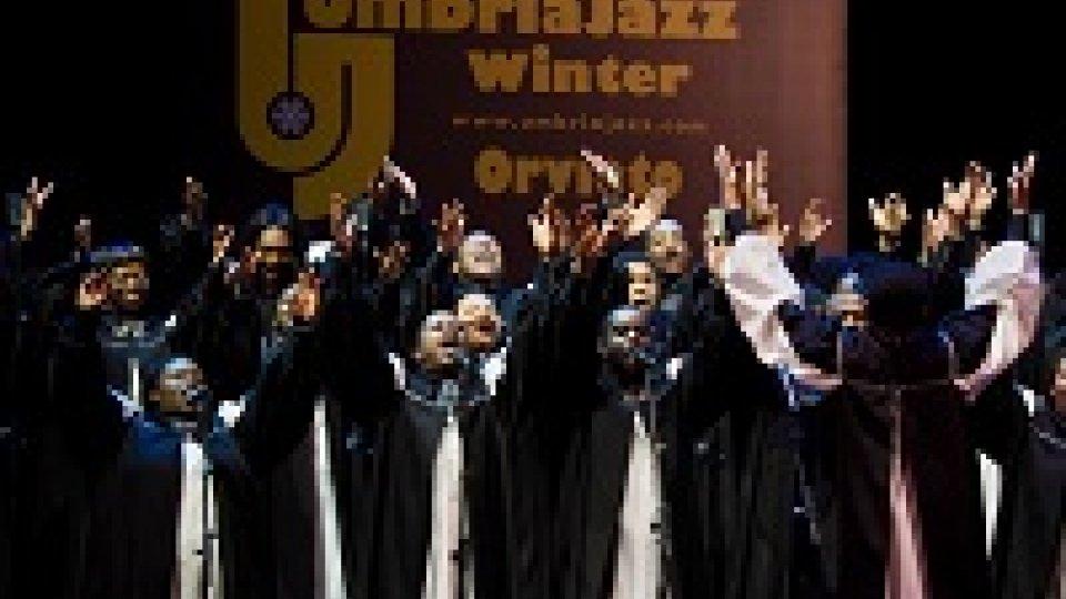 Edizione di successo Umbria jazz winter