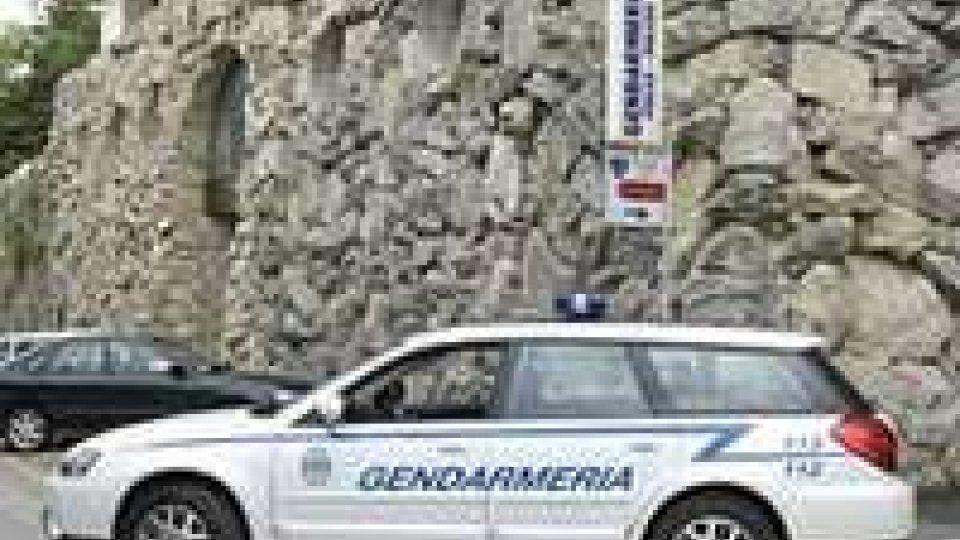 San Marino: denunciati a piede libero gli autori del furto all'interno di auto a Dogana
