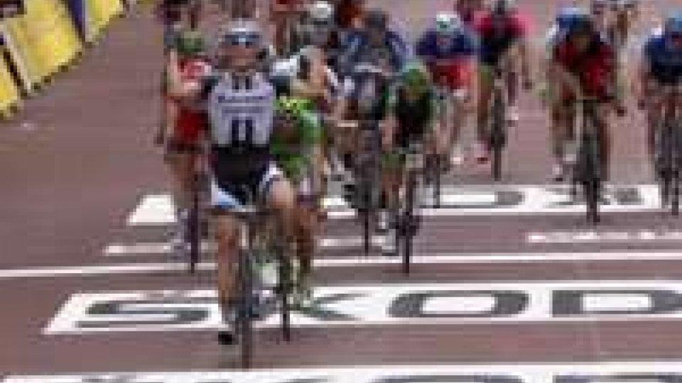 Tour de France: Kittel domina in volata