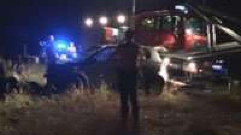 San Marino: Gps e 118 per recuperare la donna nel dirupo