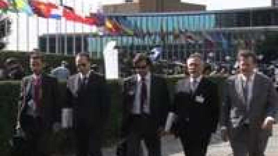 68esima Assemblea Generale ONU: incontri importanti per Valentini