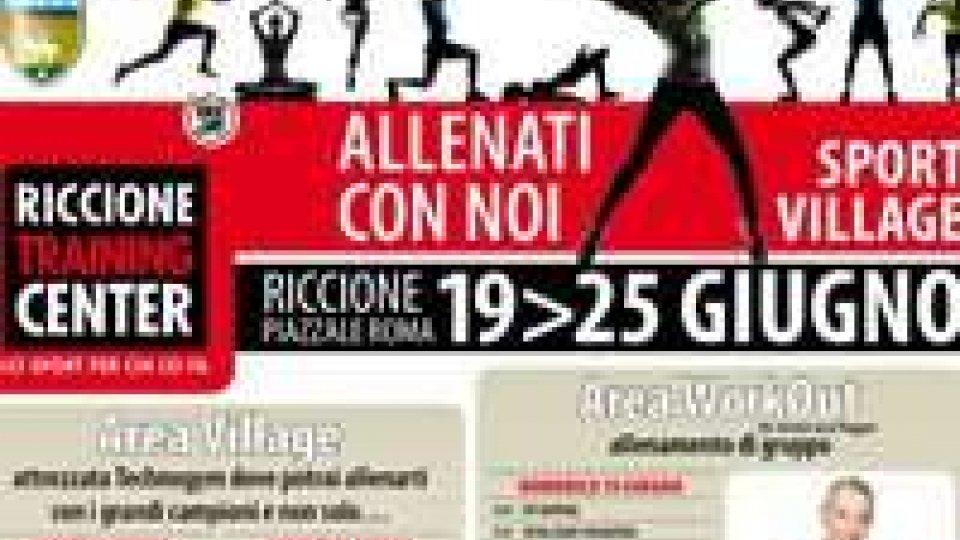 Riccione Training Center 2016