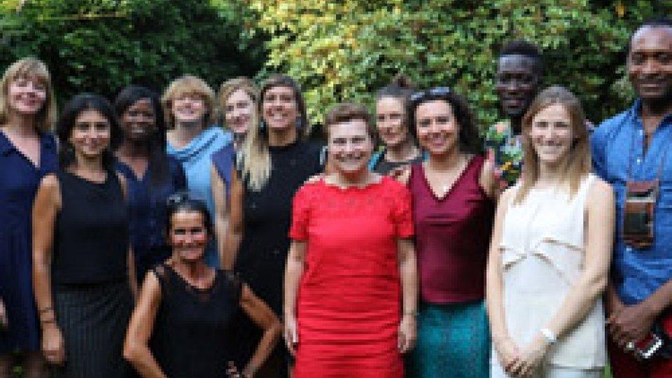 Smiaf Festival, aperitivo culturale a Bruxelles per salutare i 15 ospiti