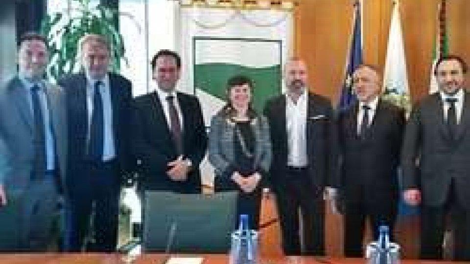 Esponenti di Governo incontrano la Giunta Regionale