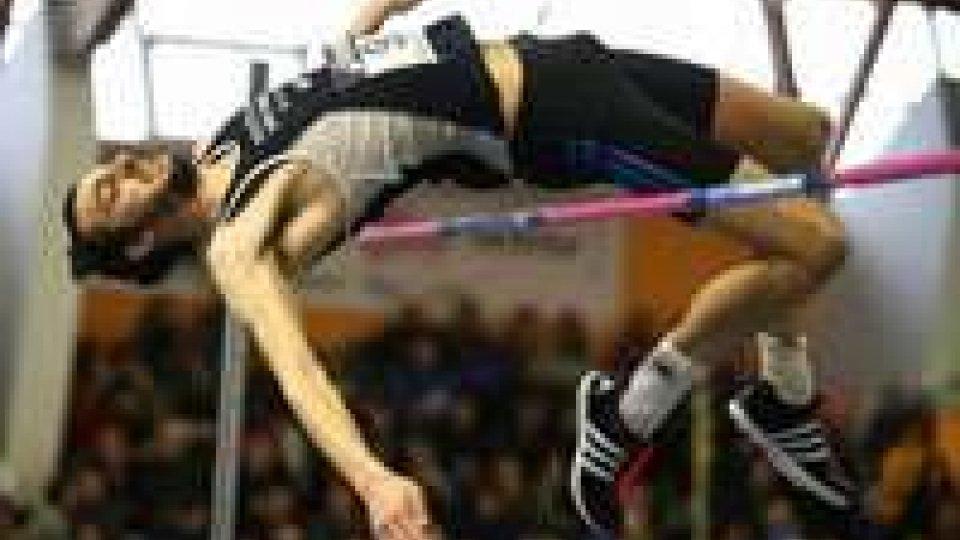 Eugenio Rossi ai Campionati Europei Indoor a Praga