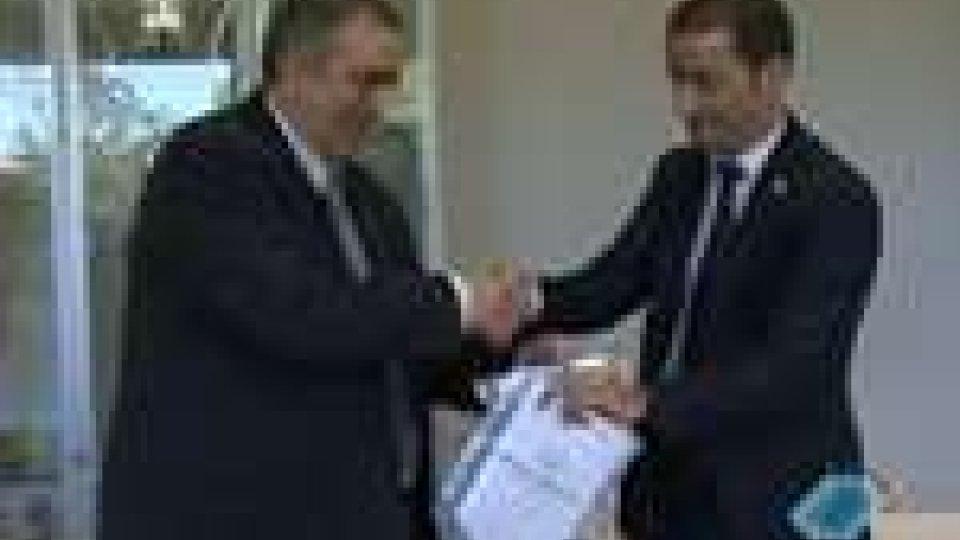 San Marino - Accordo di collaborazione Fsgc-FsssAccordo di collaborazione Fsgc-Fsss