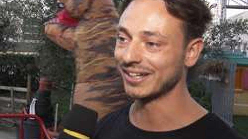 Federico SelvaCreatività e divertimento: alla Red Bull soapbox race di Roma anche un equipaggio di San Marino