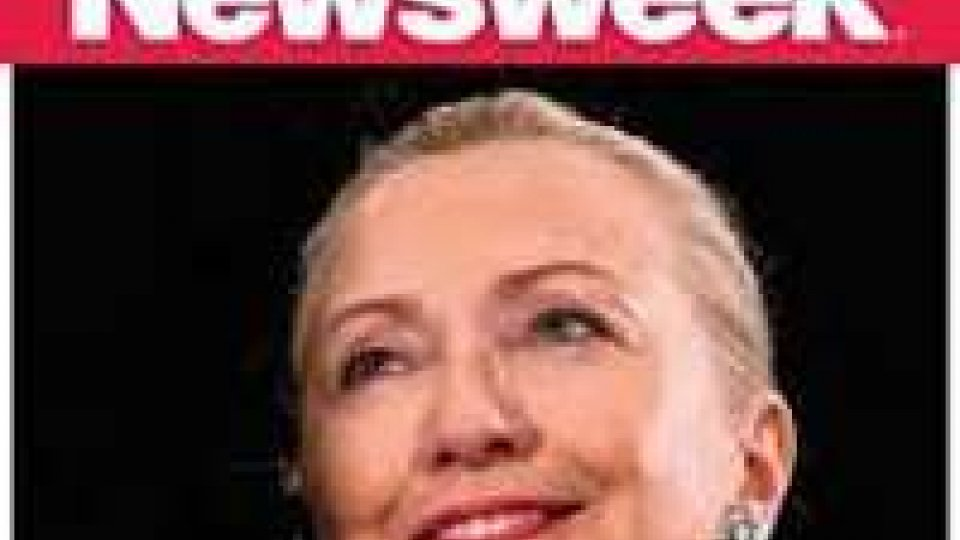 """Clinton: """"The most powerful woman"""""""