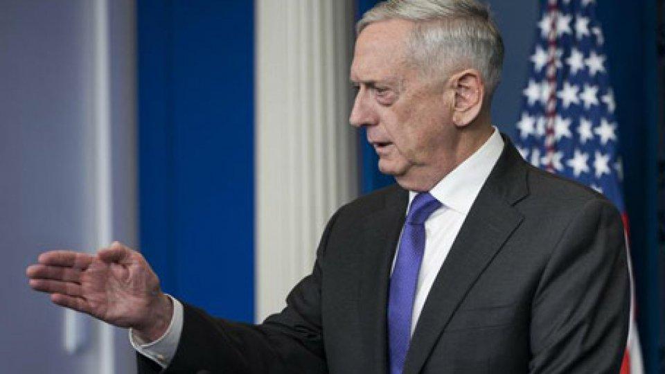 Jim MattisUSA: si dimette Capo del Pentagono; differenze di vedute con Trump su Siria e Afghanistan