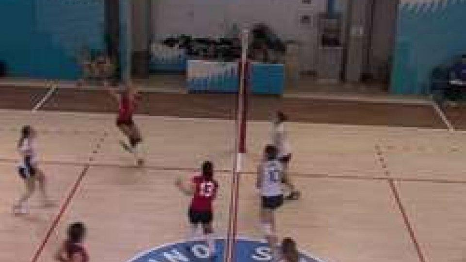 Volley femminile: San Marino batte Malta 3-2Volley femminile: San Marino batte Malta 3-2
