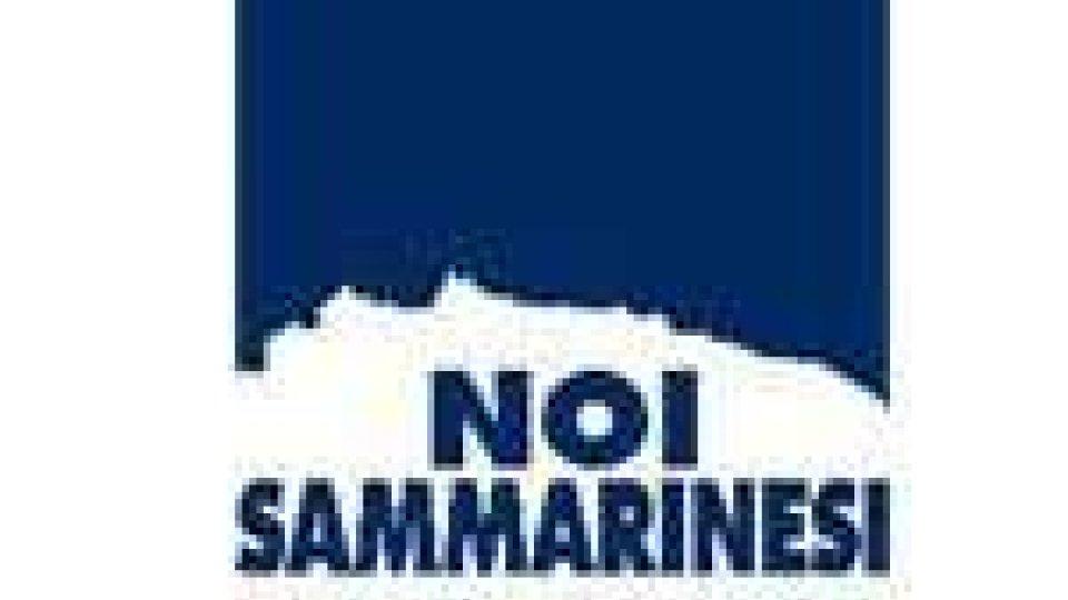 """Noi Sammarinesi: """"serve un governo di unità nazionale che affronti le priorità"""""""