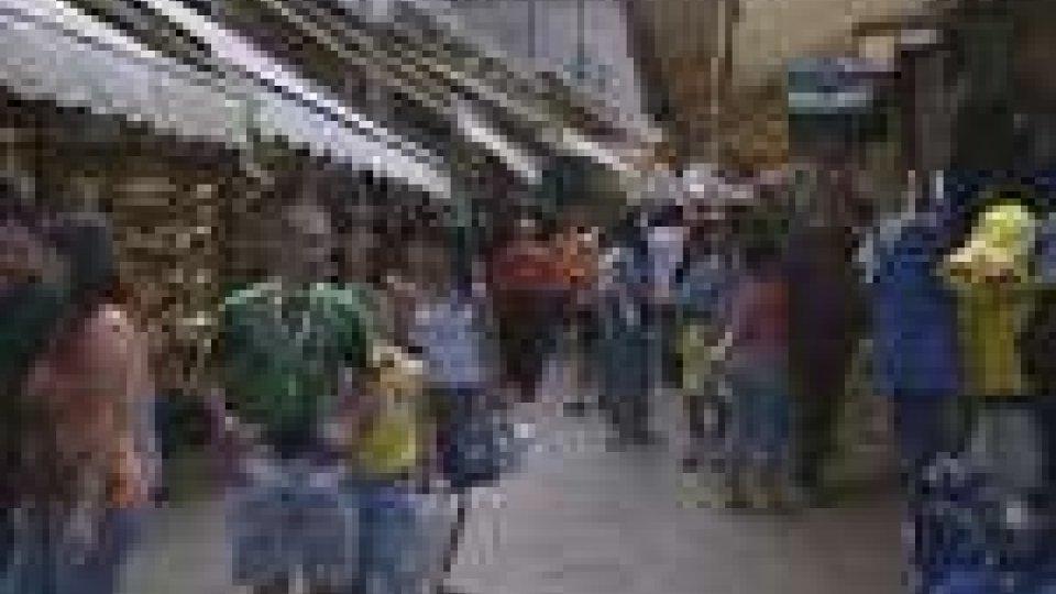 Negozi in centro storico