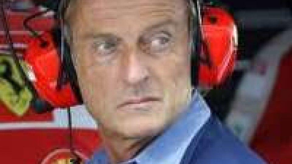 Ferrari in polemica con Ecclestone e cambia la galleria del ventoFerrari in polemica con Ecclestone e cambia la galleria del vento