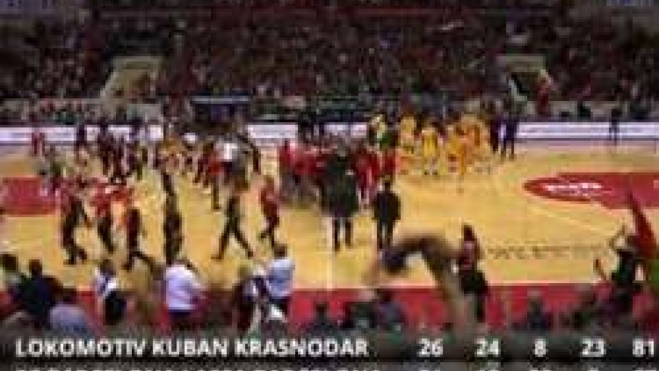 Basket, il Lokomotiv Kuban batte il Barcellona e per la prima volta si qualifica per le final four di Eurolega