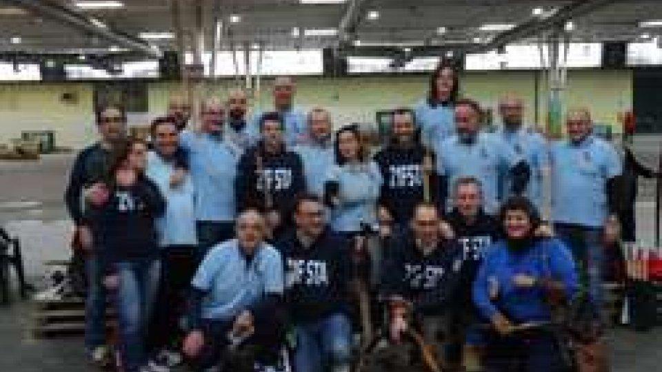 I Lunghi Archi ai Campionati Italiani Indoor Fiarc di Pesaro