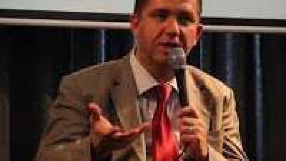 PSD: Mirko Tomassoni rassegnerà le dimissioni da ConsiglierePSD: Mirko Tomassoni rassegnerà le dimissioni da Consigliere