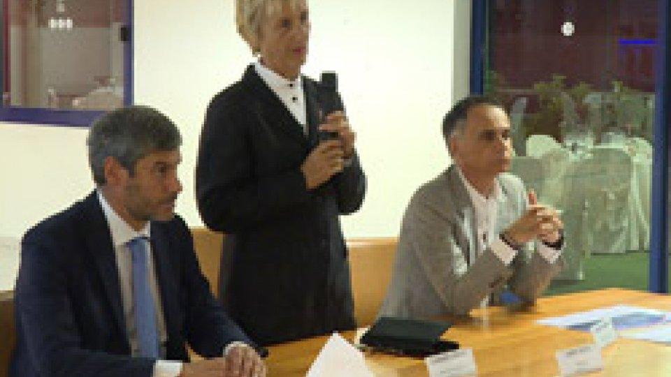 I vertici AiriminumAeroporti: ad Airiminum gestione del Fellini per 30 anni
