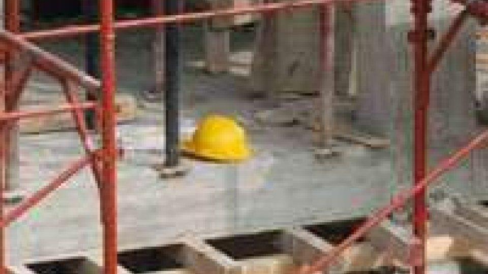 Crisi edilizia: per la regione uno spiraglio di luce