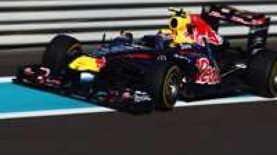 F1. Webber conquista la pole a Abu Dhabi